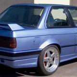 Prelungire spoiler bara spate BMW E30 M PACHET M TECH Aerodynamic, 3 (E30) - [1982 - 1992]