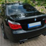 Vand eleron portbagaj BMW E60 M look ver. 1