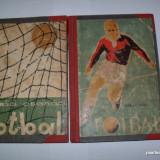Fotbal - Arpad Csanadi  1958 2 volume (tehnica si tactica jocului de fotbal)