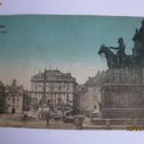 CARTE POSTALA NECIRCULATA CU WIENA DIN ANII 1900 - Carte postala tematica
