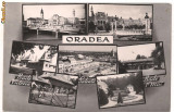Carte postala-ORADEA-colaj