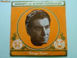 Discuri vinyl pick-up Electrecord GEORGE VRACA Maestri ai Scenei Romanesti