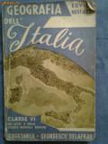 Geografia dell'Italia-Classe VI dei licei e delle scuole normali romene-Edvige Bestazzi
