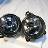 Proiectoare vw golf 5 cu sticla calra si reglabile cu tot cu becuri - Proiectoare tuning, Volkswagen, GOLF V (1K1) - [2003 - 2009]