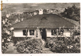 Carte posta-IASI-Bojdeuca lui Ion Creanga, Circulata, Printata