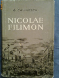 Nicolae Filimon-George Calinescu, 1959