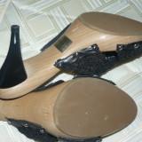 Sandale D&G - Sandale dama, Fuchsia, Marime: 35.5
