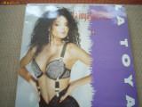 LA TOYA JACKSON 1988 disc vinyl lp muzica synth pop hip hop dance teldec germany, VINIL
