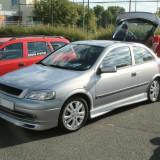 Vand set praguri Opel Astra II - Praguri tuning