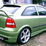 Prelungire spoiler fusta bara spate Opel Astra G HB Hatchback  ver2