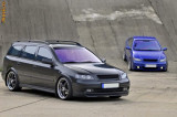 Vand prelungire bara fata Opel Astra G OPC line 1, ASTRA G (F35_) - [1998 - 2009]