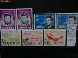 Timbre liberia 1964