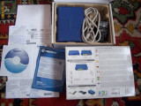 ROUTER TRENDNET  W/4P SWITCH DSL/CABLE , DEFECT , .