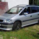 Prelungire bara fata Opel Zafira A - Prelungire bara fata tuning, ZAFIRA A (F75_) - [1999 - 2005]
