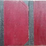 Liviu Rebreanu, Rascoala, 2 volume interbelice in legatura frumoasa - Carte Editie princeps
