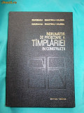 Cumpara ieftin DIMITRIU-VILCEA ~ INDRUMATOR DE PROIECTARE A TAMPLARIEI IN CONSTRUCTII -  1979, Alta editura