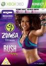 Zumba Fitness Rush  Kinect  Xbox 360, Sporturi, 3+, Multiplayer