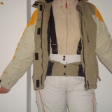 Jacheta ski ACTIVE femei - Echipament ski, Geci