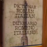 DICTIONAR ROMAN - ITALIAN       Doina Condrea Derer