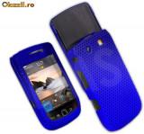 Husa  silicon rigid  slide Blackberry 9800 air mesh