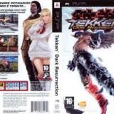 Tekken: Dark Resurrection PSP - Jocuri PSP, Arcade, 16+