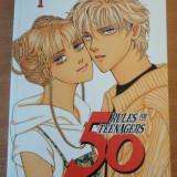 50 Rules For Teenagers - Manga Graphic Novel - Reviste benzi desenate