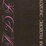 Mic dictionar filozofic - Filosofie
