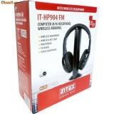 Casti wireless 5 in 1 Intex, Casti On Ear