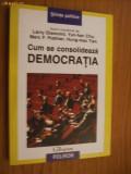 CUM SE CONSOLIDEAZA DEMOCRATIA  - L. Diamond,  Yun-han Chu - 2004, 350 p.