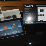 Vind sau scmb cu laptop Tableta SuperPad/FlyTouchSAWWE10, 10.2inch 512 MB 4 GB 1.2 Ghz Android 2.2, mini HDMI 1080p