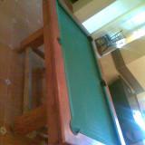 masa biliard 6 ft lemn masiv