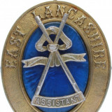 Masonic collar jewel - Past Provincial Assistant Grand Director of Ceremonies in the Province of East Lancashire