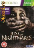 Rise of Nightmares Xbox 360 requires kinect sensor