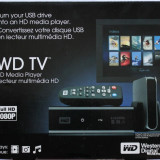 HD multimedia player Western Digital, USB 2.0, HDMI