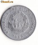 Romania - RSR- 25 bani 1982