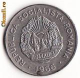 Romania - RSR- 25 bani 1966