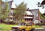 "CP 211-16 Hanul ,,Ilisesti"" -Ilisesti, judetul Suceava(o Dacia 1300, in ,,fuga"") -necirculata -starea care se vede"