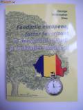 FONDURI EUROPENE,FACTOR AL DEZVOLTARII CULTURII SI CIVILIZATIEI ROMANESTI,TIMISOARA