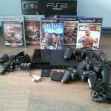 PLAYSTATION SCPH-90004 CU 4 JOCURI INCLUSE - PlayStation 2 Sony