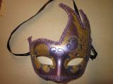 Masca venetiana originala marimea fetei