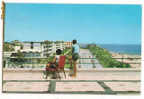 Carte postala(ilusrata)-MANGALIA