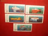 Serie- Submarine Cercetare 1990 URSS ,5 val.
