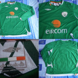 Tricou fotbal original Umbro Irlanda - Tricou echipa fotbal