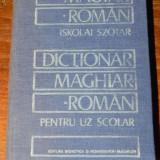 DICTIONAR MAGHIAR-ROMAN PENTRU UZ SCOLAR