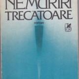 C. I. BOGDAN - NEMURIRI TRECATOARE - Roman, Anul publicarii: 1987