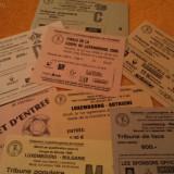 Lot bilete meciuri de fotbal (2)