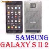 Husa Samsung Galaxy S2 i9100 i9105 plus + stylus + folie protectie - Husa Telefon Samsung, Transparent, Gel TPU