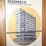 SEISMELE SI ACTIUNEA LOR ASUPRA CONSTRUCTIILOR  -- Simion Moraru
