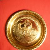 Scrumiera Ornamentala cu Locomotiva - Anglia