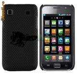 Husa Samsung Galaxy s2 i9100 i9105 + stylus + folie protectie - Husa Telefon Samsung, Negru, Gel TPU